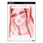 Luz de las estrellas Maria - en rojo Xbox 360 Skin