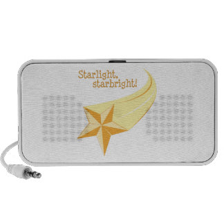 Luz de las estrellas Starbright iPod Altavoz