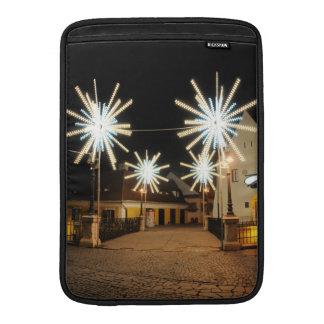 Luz de navidad Sibiu Fundas Macbook Air