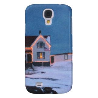 Luz de Neddick del cabo, Maine Funda Para Galaxy S4