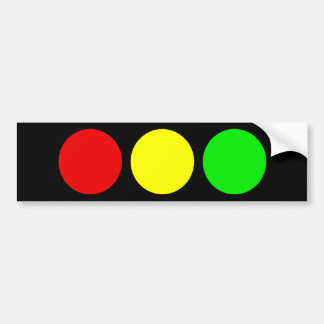 Luz de parada horizontal pegatina para auto