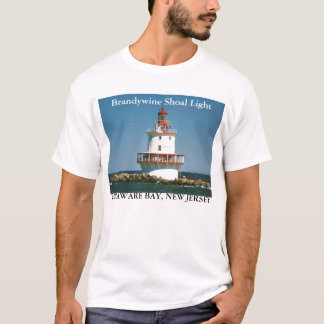 Luz del bajío de Brandywine, camiseta de New