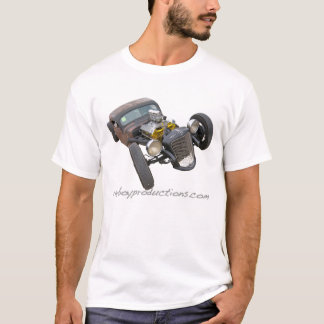 luz del camión de la rata de royboyproductions.com playera