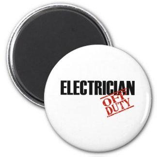 LUZ DEL ELECTRICISTA IMAN DE NEVERA