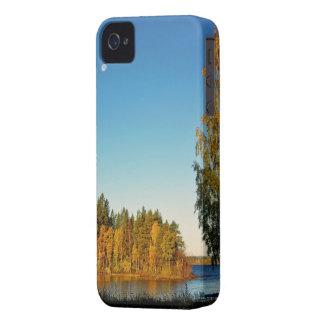 Luz del otoño Case-Mate iPhone 4 protector