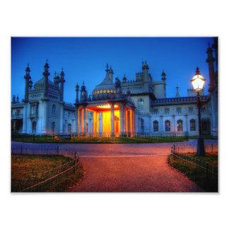 Luz del palacio foto