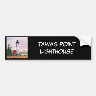 Luz del punto de Tawas, pegatina para el parachoqu Pegatina Para Auto