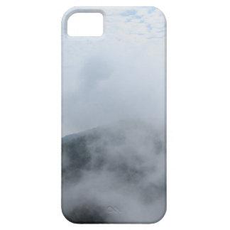 Luz del sol de la nube del cielo iPhone 5 funda