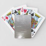 Luz del sol plateada cartas de juego