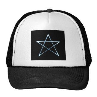 luz del wicca gorras