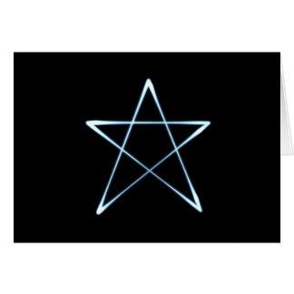 luz del wicca felicitacion