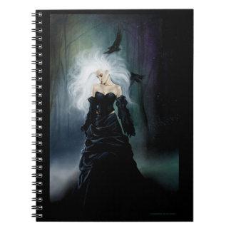 Luz en oscuridad cuaderno