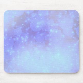 Luz encantadora azul