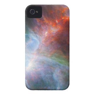 Luz infrarroja en la nebulosa de Orión iPhone 4 Funda