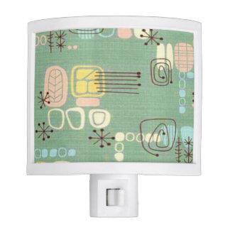 Luz moderna de la noche del diseño gráfico de los lámpara de noche
