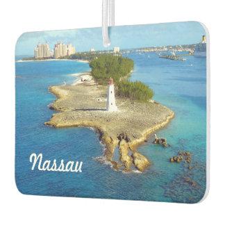 Luz Nassau de la isla del paraíso