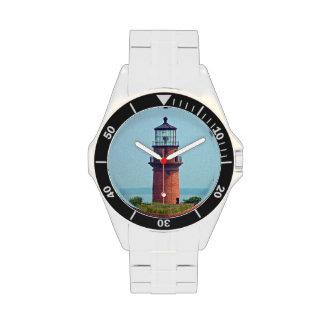 Luz principal gay, Martha's Vineyard Reloj