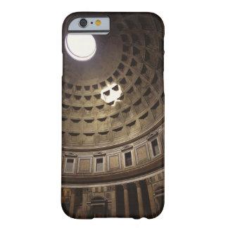 Luz que brilla con oculus en el panteón adentro funda de iPhone 6 barely there