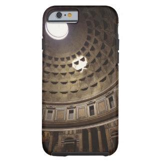 Luz que brilla con oculus en el panteón adentro funda de iPhone 6 tough