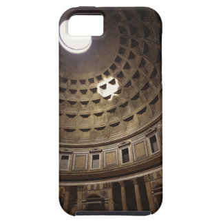 Luz que brilla con oculus en el panteón adentro funda para iPhone 5 tough