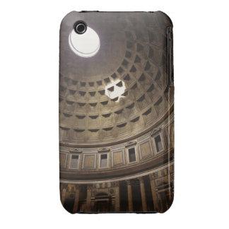 Luz que brilla con oculus en el panteón adentro iPhone 3 funda