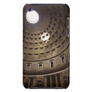 Luz que brilla con oculus en el panteón adentro iPod Case-Mate funda