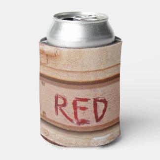 Luz rústica roja de la cola de la puerta posterior enfriador de latas
