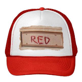 Luz rústica roja de la cola de la puerta posterior gorro de camionero