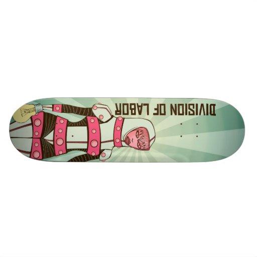 Luz Skateboard