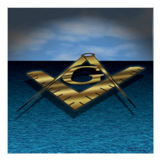 Luz sobre el mar posters
