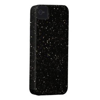 Luz tenue estrellada iPhone 4 fundas