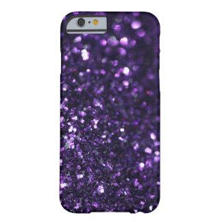 Luz tenue púrpura funda de iPhone 6 slim