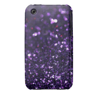 Luz tenue púrpura Case-Mate iPhone 3 funda