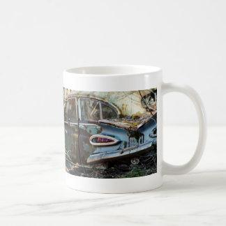 Luz trasera del impala taza de café