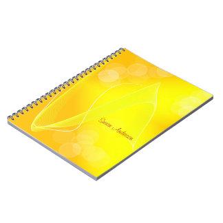 Luz y Bokeh, cuaderno