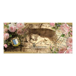 LUZERN 4 - Postcard / Rackcard / Greeting Card