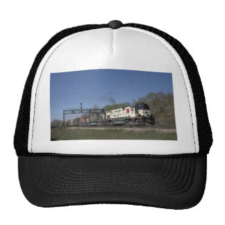 "LV Alco ""Snowbirds"" with Trucker Hats"