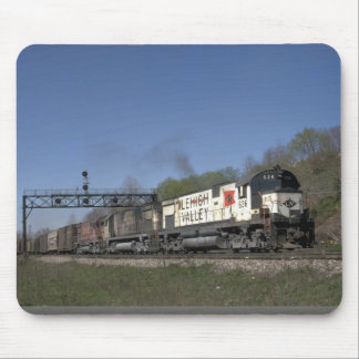 "LV Alco ""Snowbirds"" with Mouse Pad"