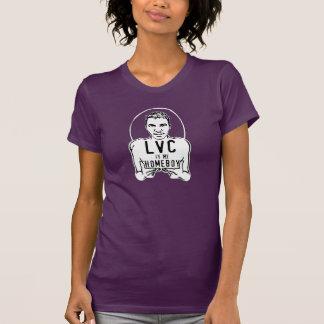 """""""LVC Is My Home Boy"""" Women's Jersey Tee"""