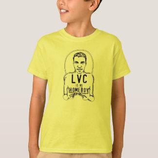 """""""LVC Is My Homeboy"""" Kids' Tee"""