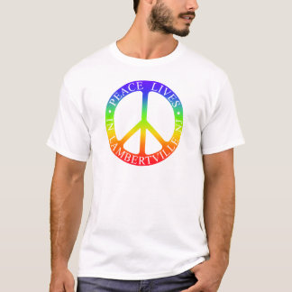 L'ville Peace T-Shirt