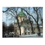 Lviv Postcard