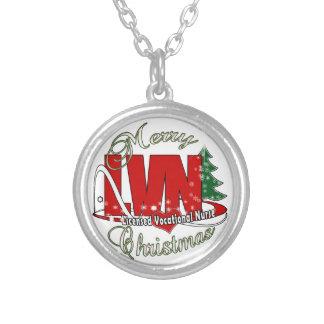LVN CHRISTMAS Licensed Vocational Nurse Pendants