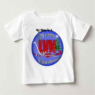 LVN CHRISTMAS MERRY LICENSED VOCATIONAL NURSE T SHIRTS