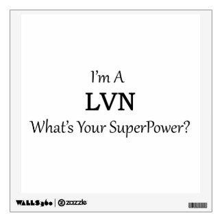 LVN WALL STICKER