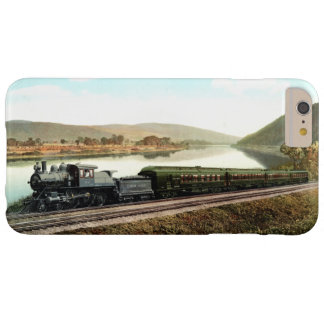 LVRR Black Diamond Express Barely There iPhone 6 Plus Case