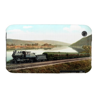 LVRR Black Diamond Express Case-Mate iPhone 3 Cases
