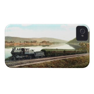 LVRR Black Diamond Express iPhone 4 Covers