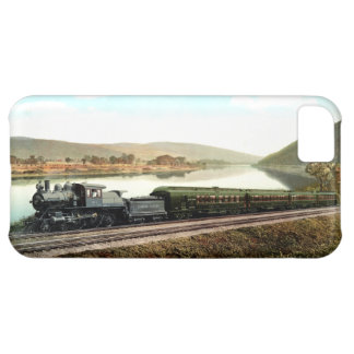LVRR Black Diamond Express iPhone 5C Covers