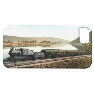 LVRR Black Diamond Express iPhone SE/5/5s Case